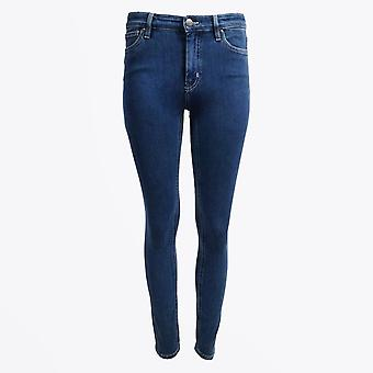 Jeans M.i.h - Jeans Skinny Bridge High Rise - Bleu