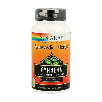 Gymnema 60 vegetable capsules
