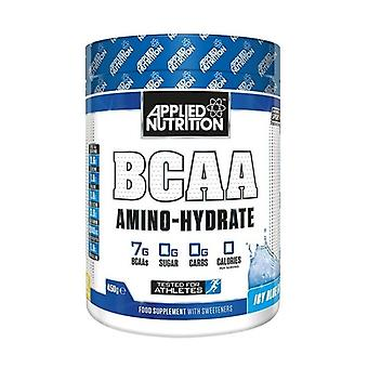 BCAA Amino-Hydrate, Icy Blue Raz 450 g