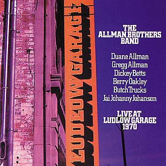 Allman Brothers Band - Live at Ludlow Garag [Vinyl] USA import