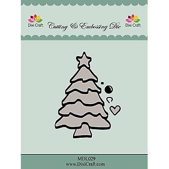 Dixi Craft Christmas Tree Metal Dies