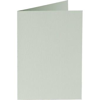 Papicolor 6X Double Card A6 105x148 mm Silver-Grey