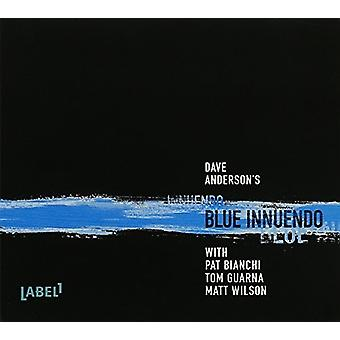デイブ ・ アンダーソン - 青いほのめかし [CD] USA 輸入