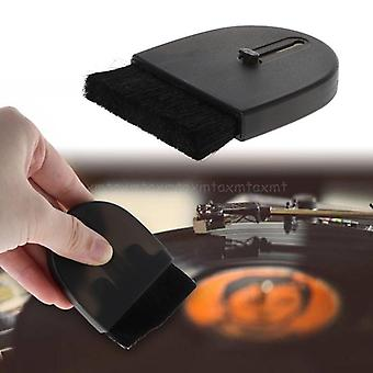 1pc Cleaning Brush -turntable Lp Vinyl Player Record, Anti-static Cleaner Dust