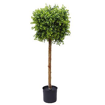 100cm Breite Kugel künstliche Topiary Baum UV geschützt