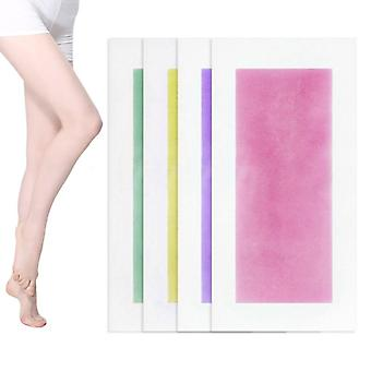 Hair Removal Wax Paper- Double Sided Hair Removal With High Efficiency Hair