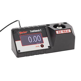 Norbar TruCheck™ 2 Torque Wrench Checker 0.5-10Nm 43516