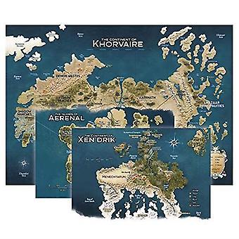 Eberron Rising From the Last War Map Set