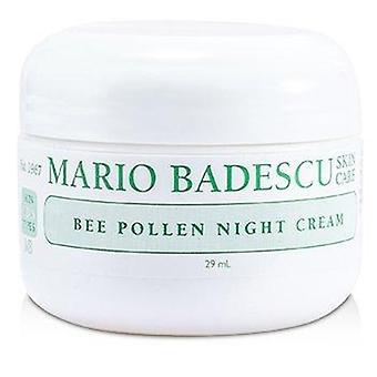 Creme noturno de pólen de abelha - Para combinações ou tipos de pele seco ou sensível 29ml ou 1oz