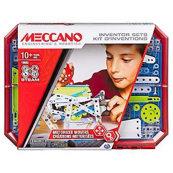 Meccano Moottoroidut siirrot Set 5