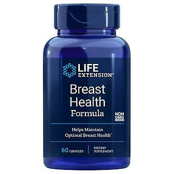 تمديد الحياة الثدي الصيغة الصحية، 60 Vcaps