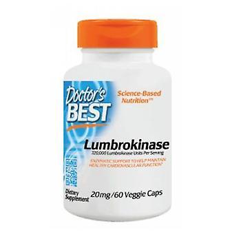 Lääkärit Paras Lumbrokinase, 20 mg, 60 VCaps