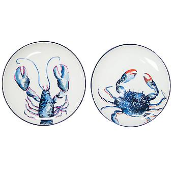 English Tableware Company Dish Of The Day Side Plate Crab/Lobster DD3519A01