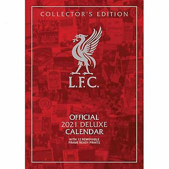 Liverpool Deluxe Calendar 2021