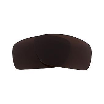 الاستقطاب استبدال العدسات ل Oakley Canteen النظارات الشمسية المضادة للخدش براون