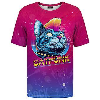 Herra Gugu Miss Go Catpunk t-paita