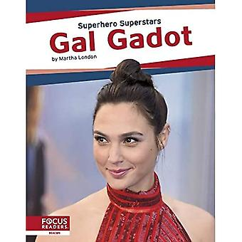 Superhero Superstars: Gal Gadot