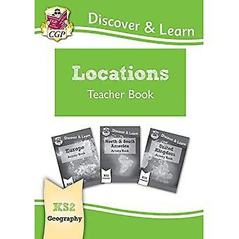 Novo KS2 Discover & Learn: Geografia - Locais: Europa, Reino Unido e Americas Teacher Book