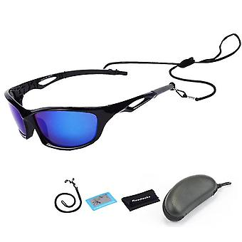 Men Women Goggles Camping Hiking Driving Polarized Fishing Sunglasses