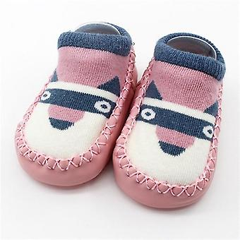 Infant Baby Socks With Rubber Soles, Newborn Baby Shoes