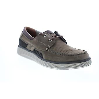 Clarks Adult Mens Un Abode Step Boat Shoes Loafers & Slip Ons
