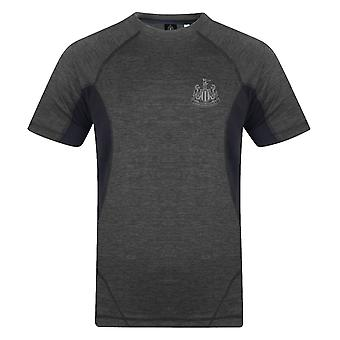 Newcastle United Mens T-Shirt Poly Tech Training Kit  OFFICIAL Football Gift