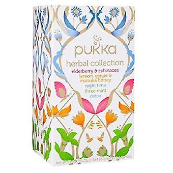 קולקציית תה אורגני פוקה