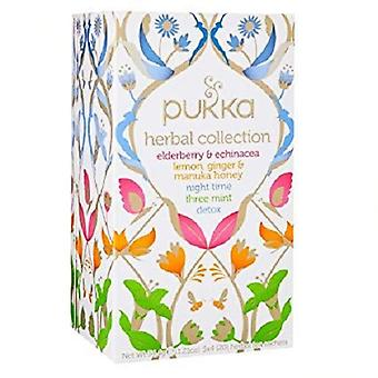 Pukka Organic Tea Herbal Collection