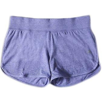 Adidas Performance Aeroknit Womens Training Climacool Shorts Lilac S12124 R4A