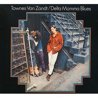 Townes Van Zandt - Delta Momma Blues [CD] USA import