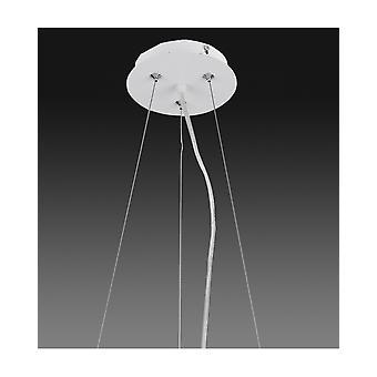 Mantra Cumbuco Pendant Lamp Kit White For 5500 & 5508