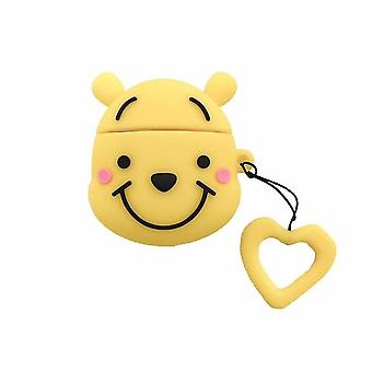 Cas pour Airpods Cute / Imd / Lovely Headphone Case Soft