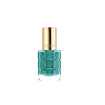 L'oréal Color Riche L'Huile Nail Polish-770 VERT EPOQUE