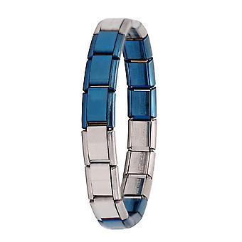 Women's Jewelry, Elastic Charm Bracelet, Stainless Steel Bangle