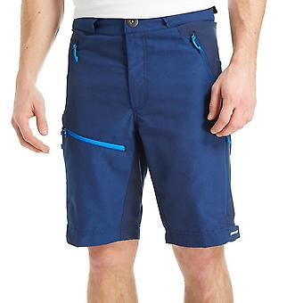 New Berghaus Men's Summer Hiking Cycling Baggy Shorts Blue