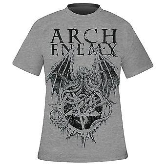 ARCH ENEMY Cthulhu T-paita