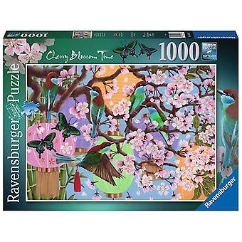Ravensburger Legpuzzel Cherry Blossom Time 1000 stuks