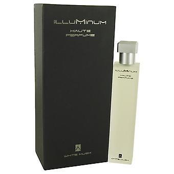 Illuminum White Musk Eau De Parfum Spray By Illuminum 3.4 oz Eau De Parfum Spray