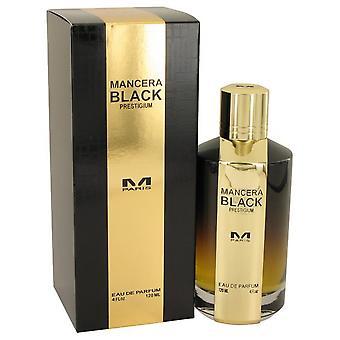 Mancera negro Prestigium Eau De Parfum Spray (Unisex) por Mancera 4 oz Eau De Parfum Spray