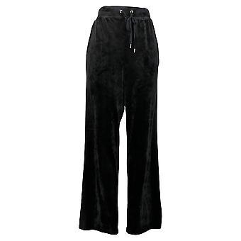 Gloria Vanderbilt Women's Plus Pants Soft Valour Black