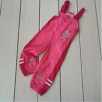 Boy Waterproof Rain Pants / salopete