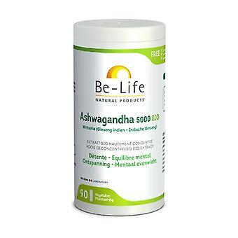 Ashwagandha 5000 90 capsules