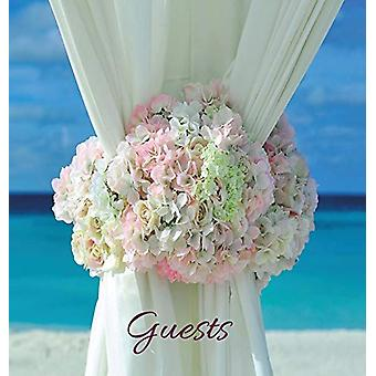 Wedding Guest Book (HARDCOVER) - Ideal for Beach Ceremonies - Special