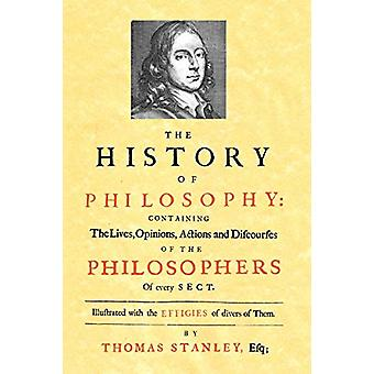History of Philosophy (1701) by Thomas Stanley - 9781947826298 Book