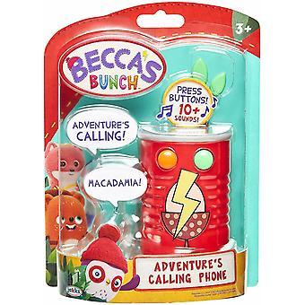 Becca's demet macera's arama telefonu okul öncesi