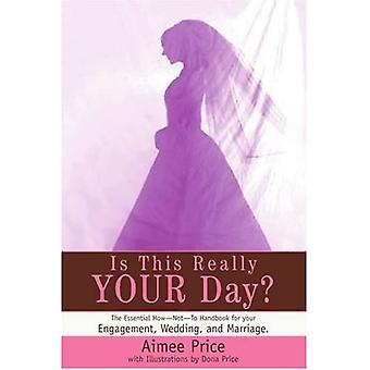 Is This Really Your Day?: The Essential How--Not--To Handbook For Your Engagement, Wedding, And Marriage.