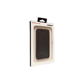 Verizon silikoni tapauksessa ZTE Blade Vantage - musta matta