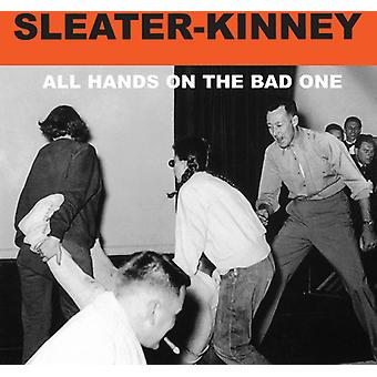 Sleater-Kinney - All Hands on the Bad One [CD] USA import