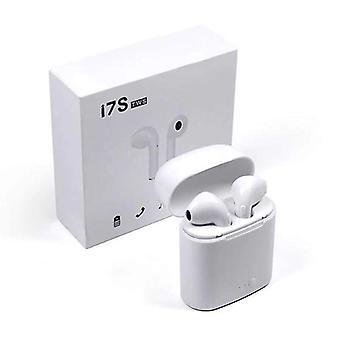 I7 Tws Wireless Earpiece Bluetooth 5.0 - White Color