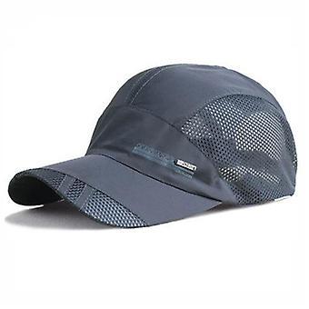Hot Dry Running Baseball Cap
